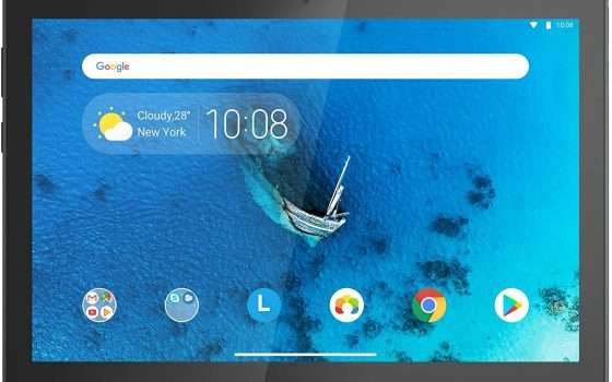 Lenovo Smart Tab M10 Tablet