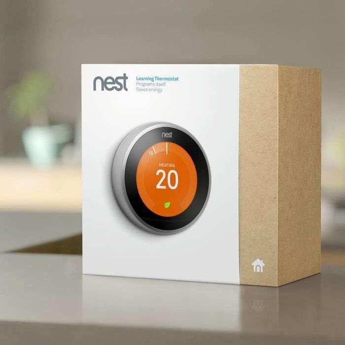 Nest termostato IoT