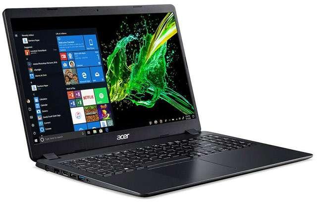Il laptop Acer Aspire A3