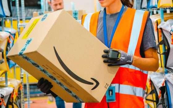 Amazon corre: business da record nel Q2 2020