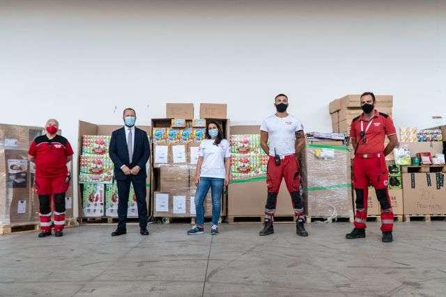Amazon per la Croce Rossa Italiana