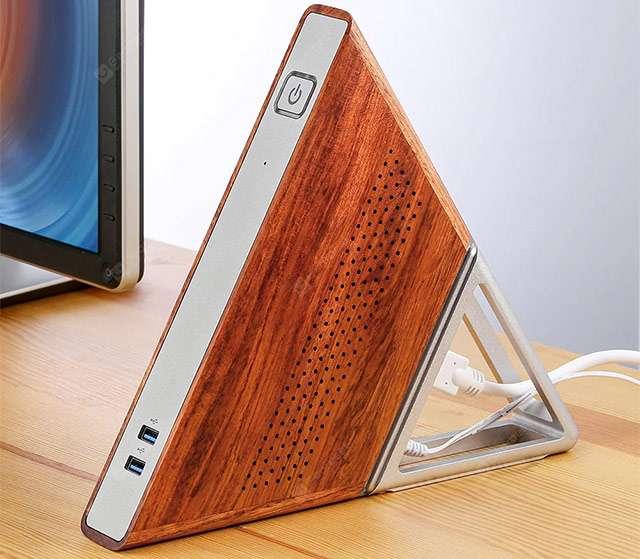 Acute Angolo AA, mini PC con processore Intel