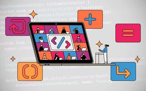 Apple, coding: risorse per insegnanti e studenti