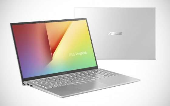 ASUS VivoBook con Core i7 e 16 GB di RAM in sconto