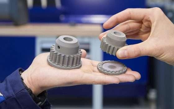 Un campus per la stampa 3D di BMW