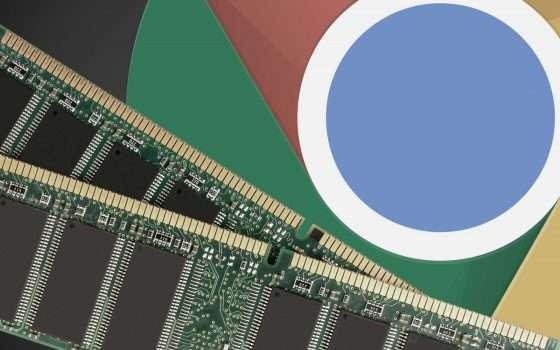 Google ha scelto: Chrome continuerà a bruciare RAM