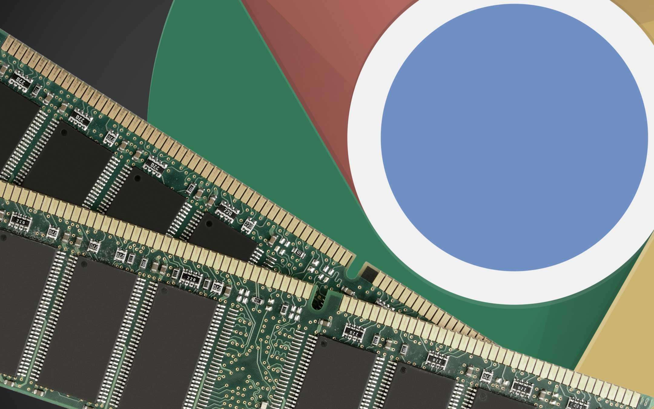 Chrome will consume less RAM on W10, Linux and Android