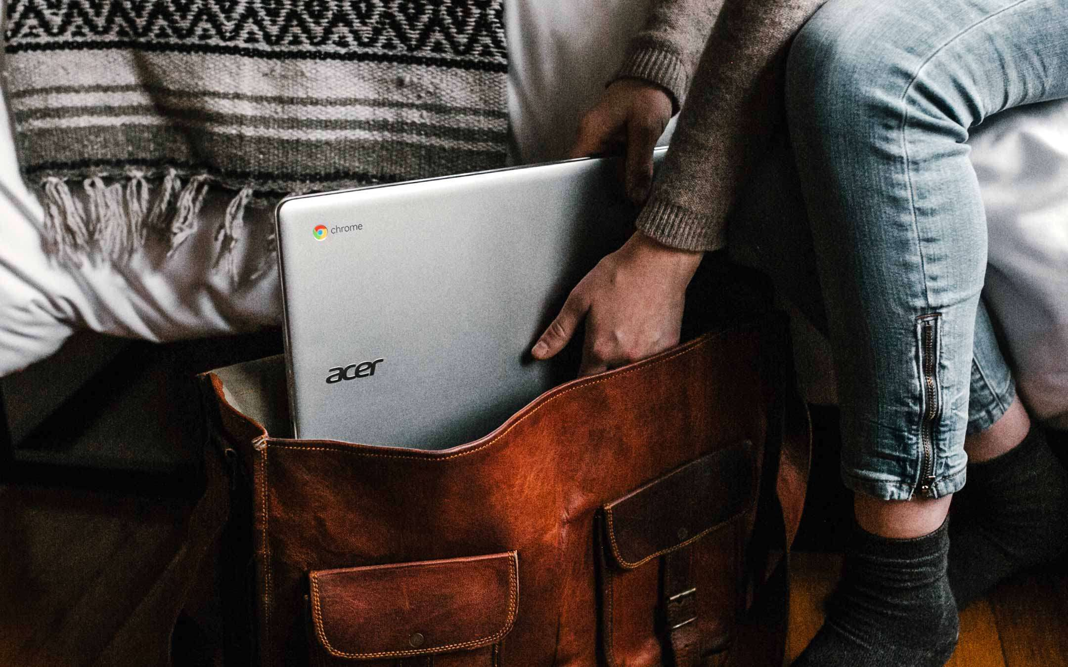 Chromebook nailed after the Chrome OS update?