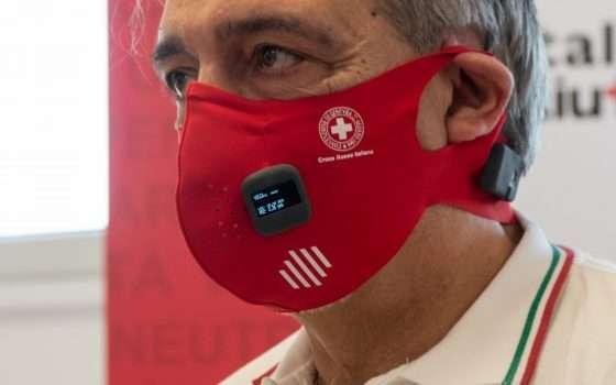 Smart YouSafe Mask, la mascherina intelligente CRI