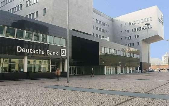 Deutsche Bank ha scelto il cloud di Google