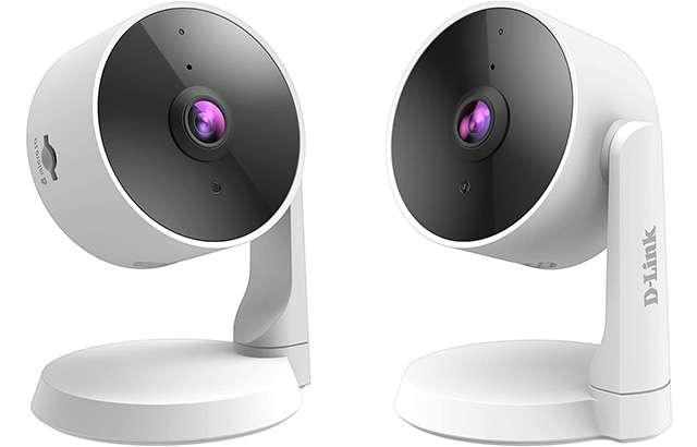 La videocamera D-Link DCS-8325LH per la sicurezza di casa e ufficio
