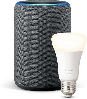 Amazon Echo Plus e Philips Hue