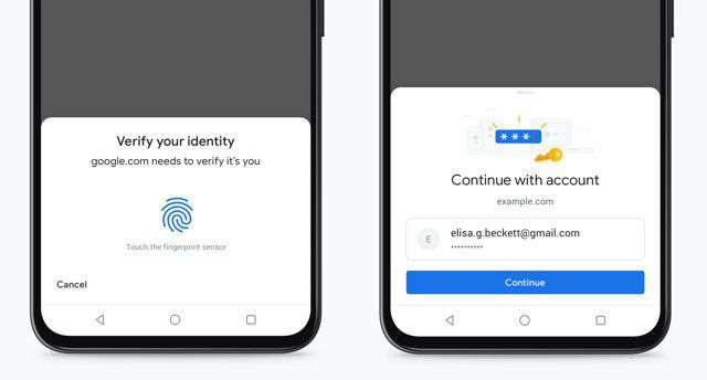 Fingerprint: protezione password su Android