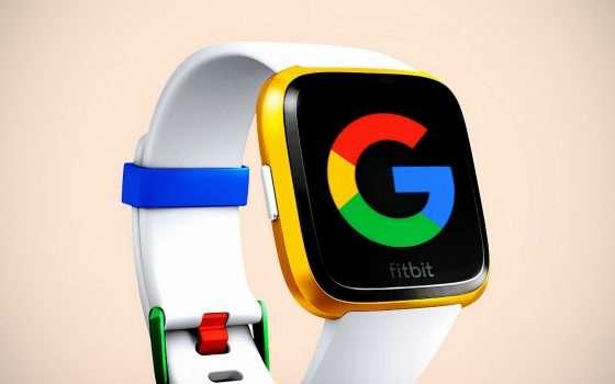 Google-Fitbit: c'è il via libera di Bruxelles