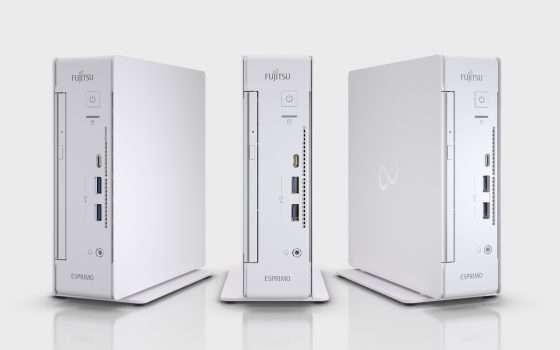 Le novità di Fujitsu delle linee ESPRIMO e CELSIUS