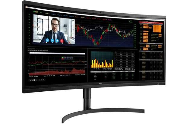 Il monitor LG 38CL950P