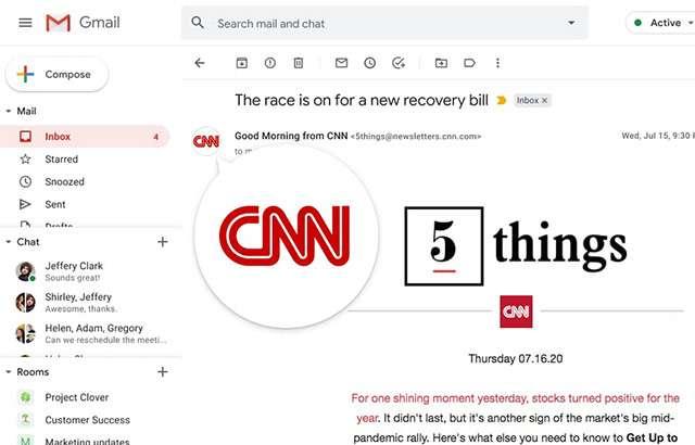 G Suite: Gmail e lo standard BIMI