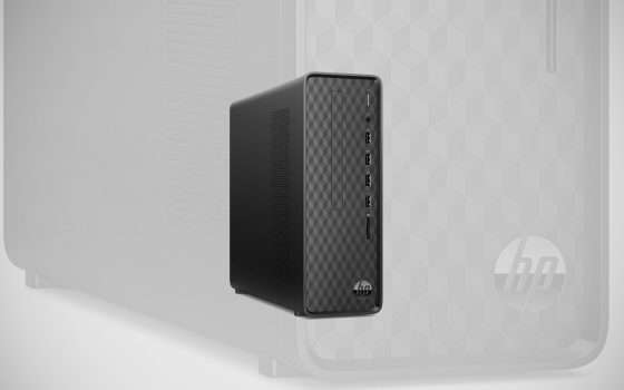 Sconti Unieuro: HP Slim Desktop S01 a -15%
