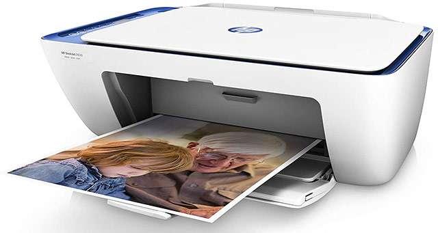 La stampante HP DeskJet 2630 a getto d'inchiostro