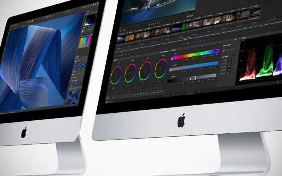 I nuovi iMac di Apple in arrivo entro agosto?