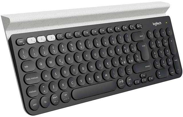 La tastiera Logitech K780