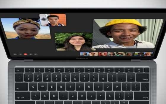 Offerta MacBook Air 2020: oggi a meno di 1000 euro