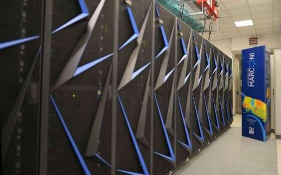 IBM e CINECA per il supercomputer Marconi100