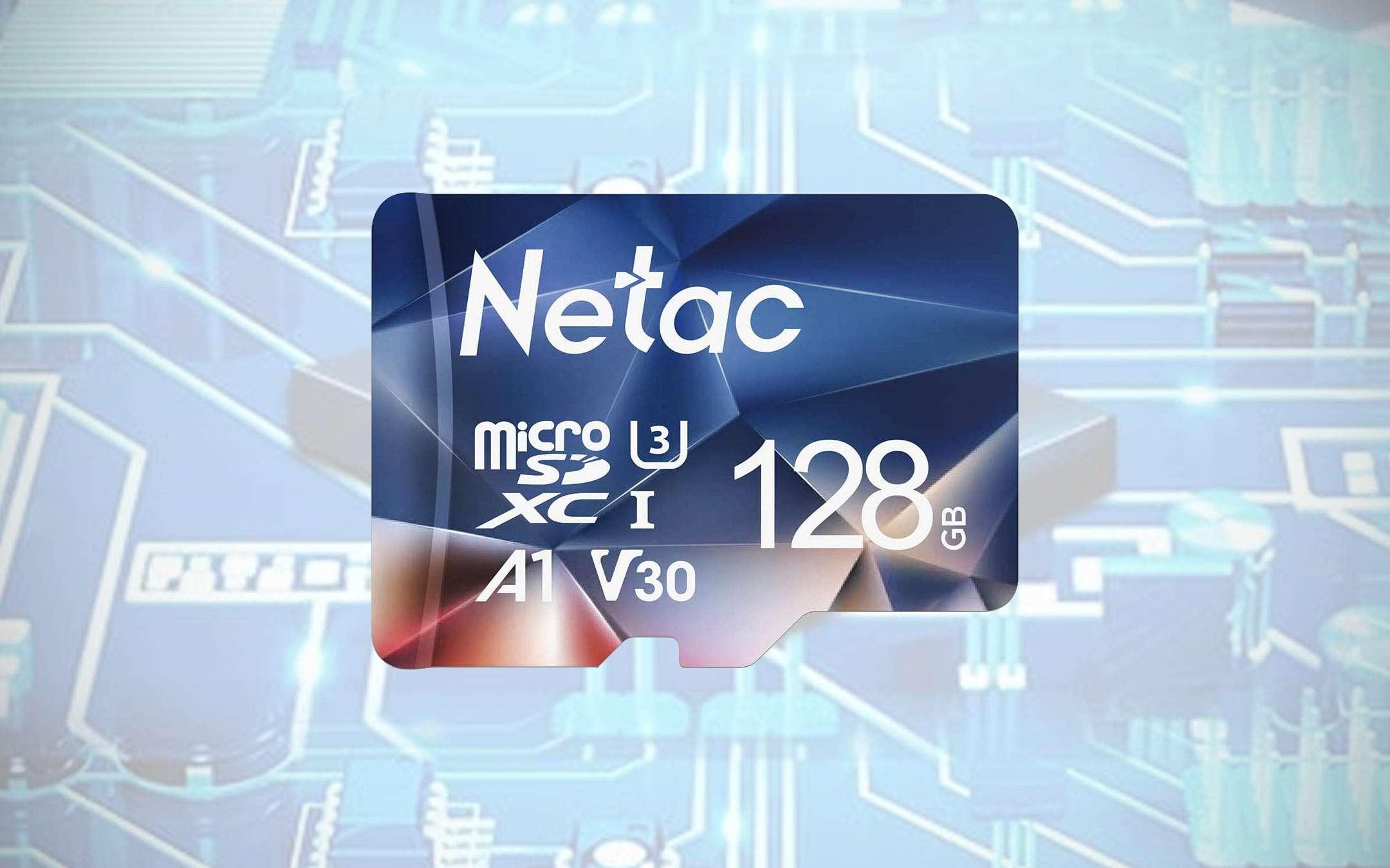 microSD Netac