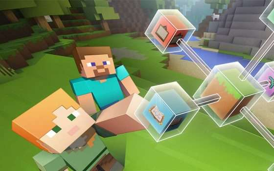 Il cloud di Azure per Minecraft: addio AWS
