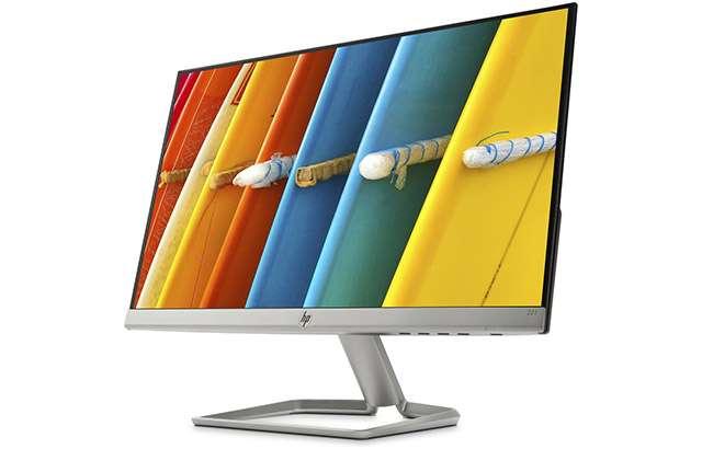 Il monitor HP 22F in offerta oggi su eBay