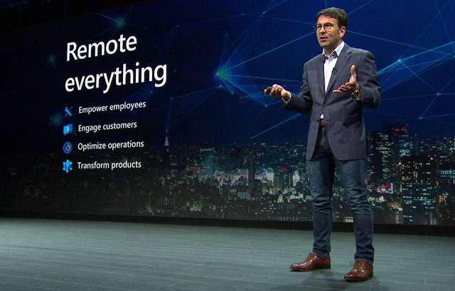 L'evento Inspire 2020 di Microsoft