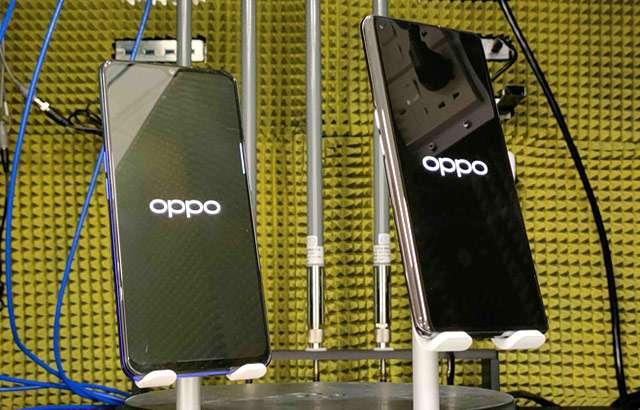 Gli smartphone Find X2 Pro e Reno3 5G per testare le prestazioni del 5G SA nel laboratorio di OPPO