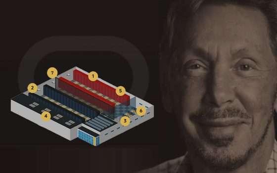 Oracle porta il public cloud a casa del cliente