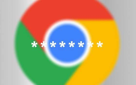 Chrome, controllo integrato delle password