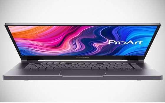 I laptop ASUS ProArt StudioBook arrivano in Italia