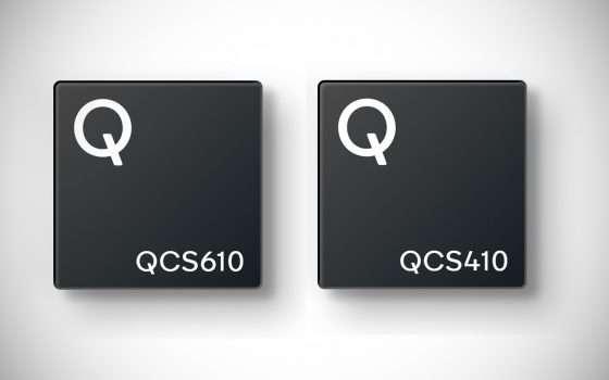 I chip di Qualcomm per le fotocamere intelligenti