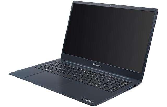 Il laptop Dynabook Satellite Pro C50 con rivestimento in vernice anti-batterica
