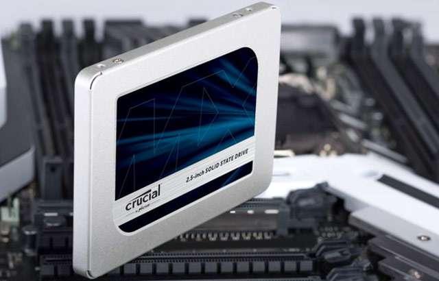 Crucial MX500, unità SSD da 500 GB