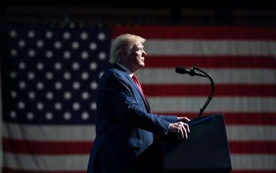 Quattro anni di Trump nell'archivio di Flickr