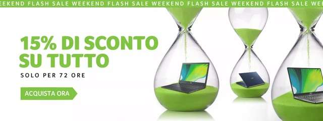 Codice coupon Acer