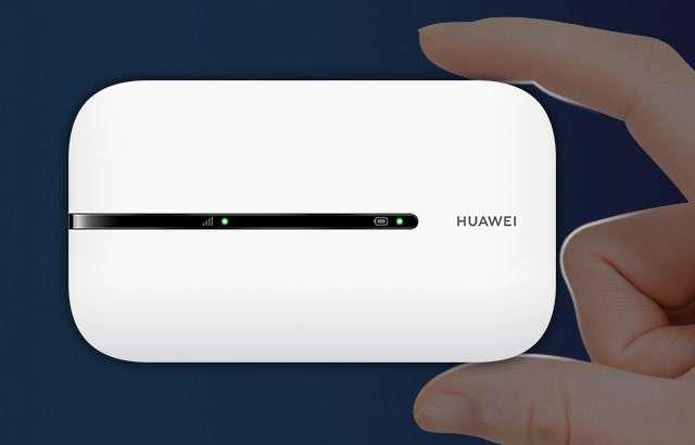 Huawei Mobile WiFi 3S per connettersi in mobilità