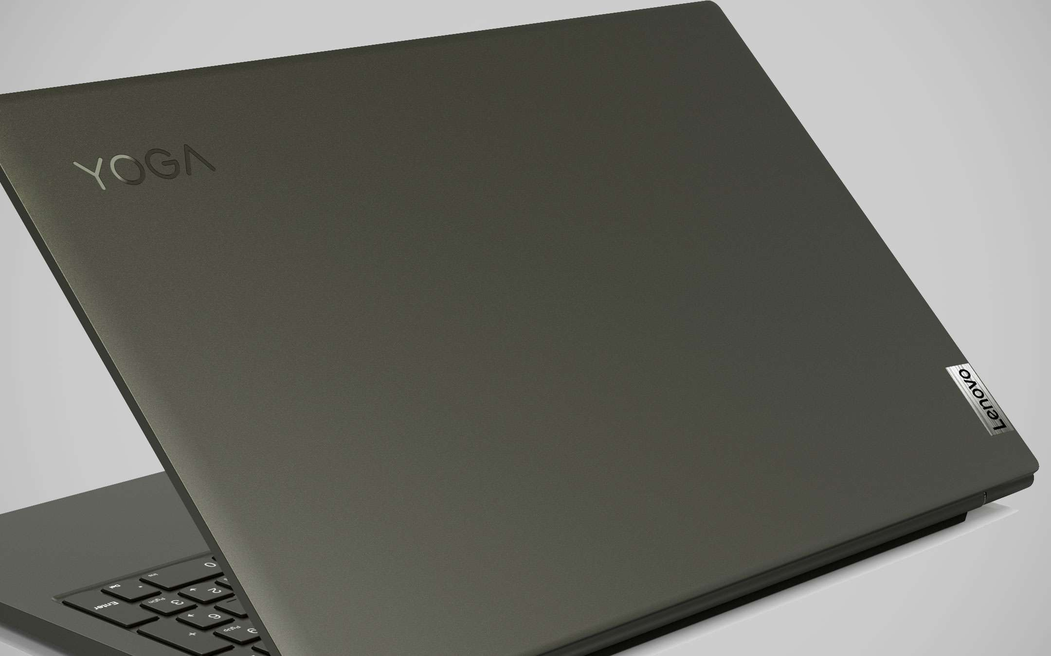 Lenovo Yoga Creator 7 and IdeaPad Creator 5 in Italy