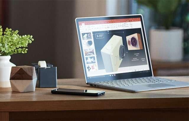 La suite Microsoft 365 con abbonamento Personal per la produttività