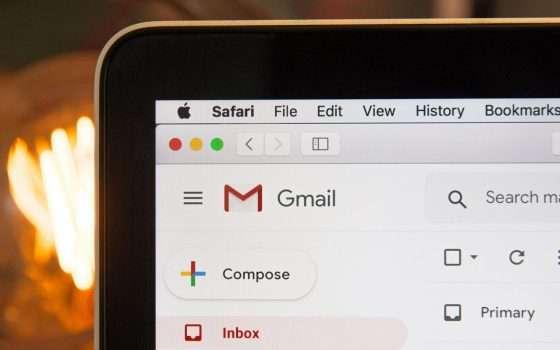 Gmail e Drive non funzionano: c'è un problema