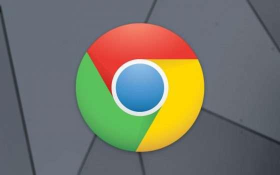 Chrome: pagine Web a risparmio energetico?