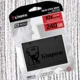 Kingston, SSD da 240GB: 33% di sconto su eBay
