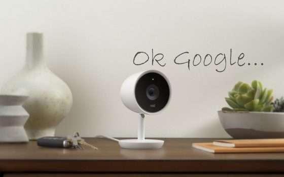 Ok Google, ora anche Nest è un Assistente