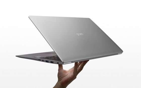 LG Gram: leggero e versatile, come vuole il 2020