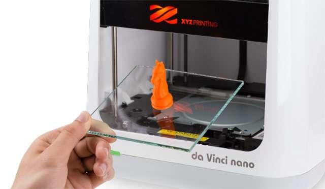 XYZ Da Vinci Nano, stampante 3D