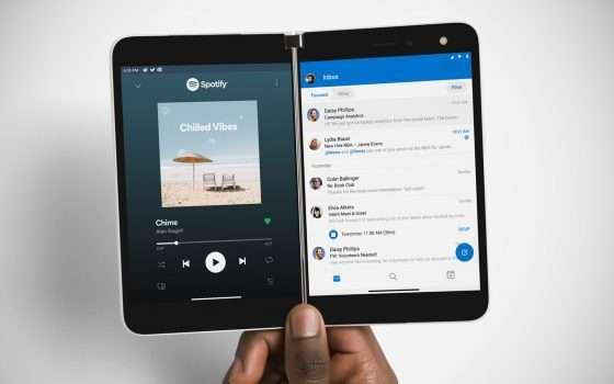 10 giorni a Surface Duo, il Microsoft Courier 2.0